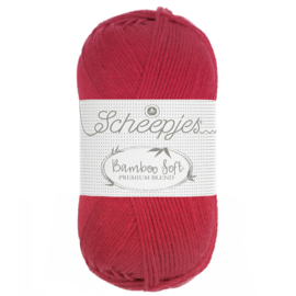 Scheepjes Bamboo Soft - 262 Hot Berry