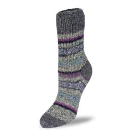 Rellana Flotte Socke 4f. Perfect Jacquard - 1143