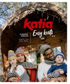 Tijdschrift Katia Beginners Easy Knits 9