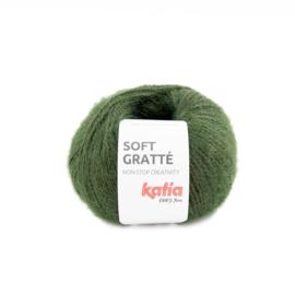 Katia Soft Gratté 71 - Kaki