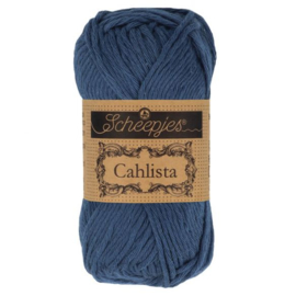 Scheepjes Cahlista 164 Light Navy