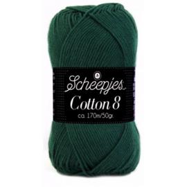 Scheepjes Cotton 8 713 Groen