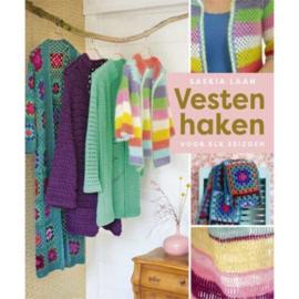 Vesten haken voor elk seizoen - Saskia Laan