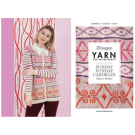 YARN The After Party nr.102 - Sunday Funday Cardigan
