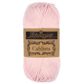 Scheepjes Cahlista 238 Powder Pink