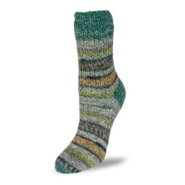 Rellana Flotte Socke 4f. Perfect Jacquard - 1142