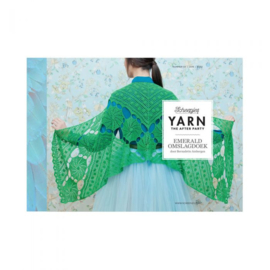 YARN The After Party nr.03 - Emerald Shawl