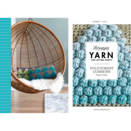 YARN The After Party nr.17 - Wild Forest Cushions