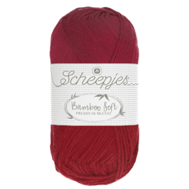 Scheepjes Bamboo Soft - 259 Majestic Red