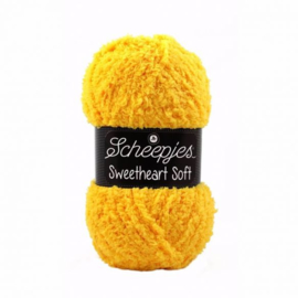 Scheepjes Sweetheart Soft 015 Geel
