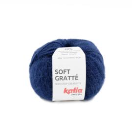 Katia Soft Gratté 75 - Donker blauw