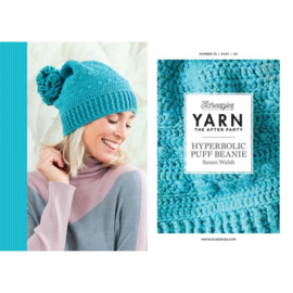YARN The After Party nr.78 - Hyperbolic Puff Beanie