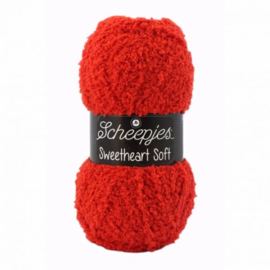 Sweetheart Soft 011 Rood