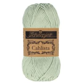 Scheepjes Cahlista 402 Silver Green