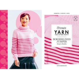 YARN The After Party nr.128 - Borderlines Jumper