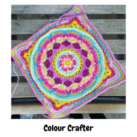 Haakpakket Sophie's Universe - Colour Crafter