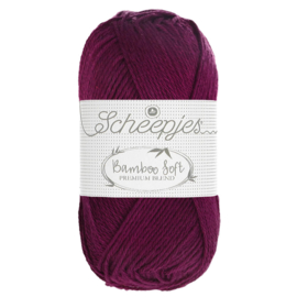 Scheepjes Bamboo Soft - 251 Deep Cherry