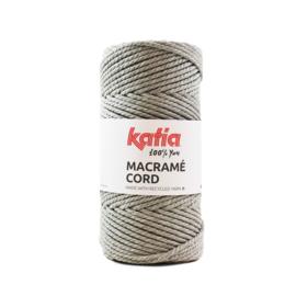 Katia Macramé Cord 102 Lichtgrijs