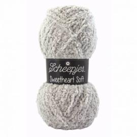 Scheepjes Sweetheart Soft 002 Grijs