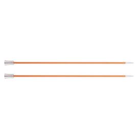KnitPro Zing Breinaalden met knop 40cm 2.75 mm