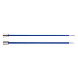 KnitPro Zing Breinaalden met knop 40cm 4.00 mm