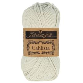 Scheepjes Cahlista 172 Light Silver