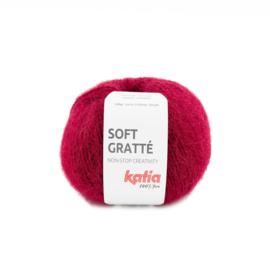 Katia Soft Gratté 73 - Rood