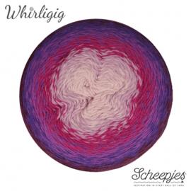 Scheepjes Whirligig Plum to Pink-211