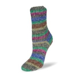 Rellana Flotte Socke 4f. Recycelt - 1584