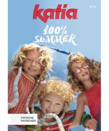 Tijdschrift Katia Kinderen 97 Voorjaar - Zomer