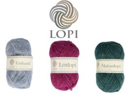 Lopi - IJslandse wol