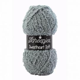 Scheepjes Sweetheart  Soft 003 Grijs