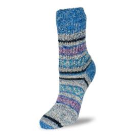 Rellana - Flotte Socke 4f. Perfect Jacquard