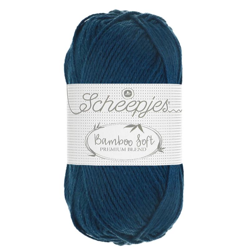 Scheepjes Bamboo Soft - 253 Blue Opal