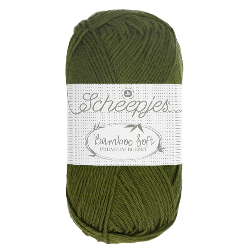 Scheepjes Bamboo Soft - 256 Grand Oak