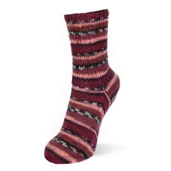 Rellana Flotte Socke 4f. Victoria - 1365