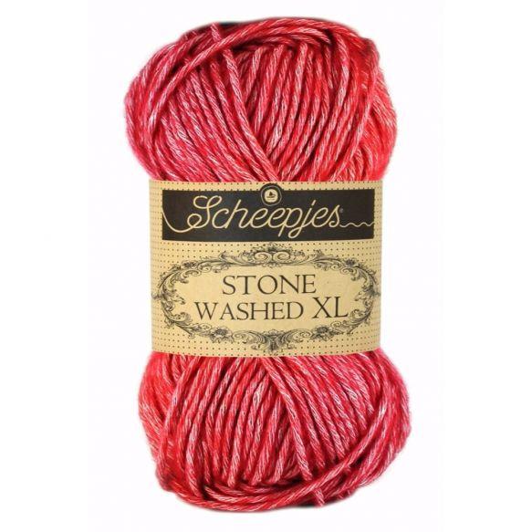Scheepjes Stonewashed XL 847 Red Jasper