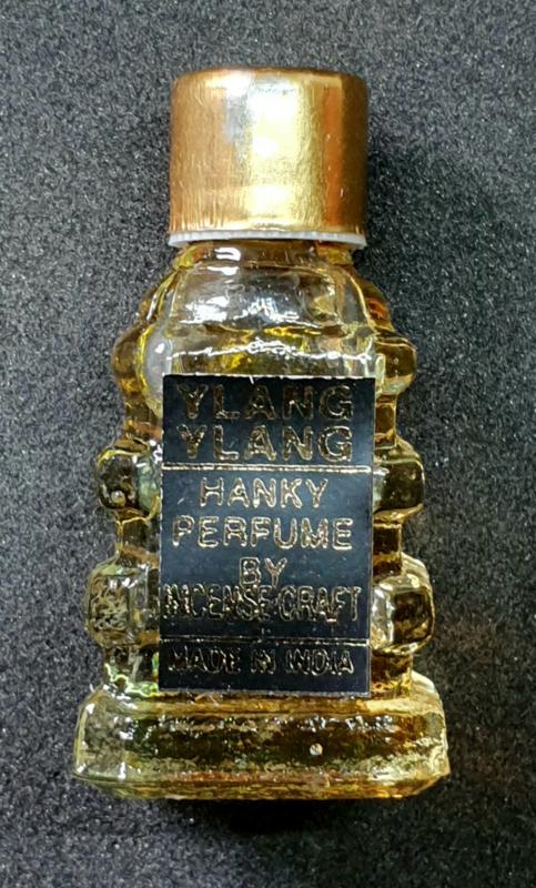 Hanky Parfum olie Ylang Ylang
