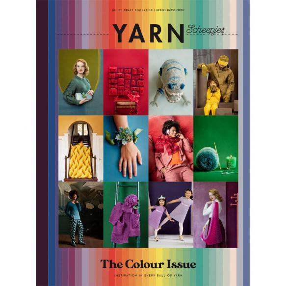 Scheepjes YARN Bookazine 10 - The colour issue