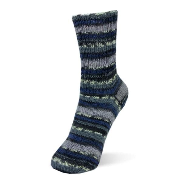 Rellana Flotte Socke 4f. Victoria - 1364