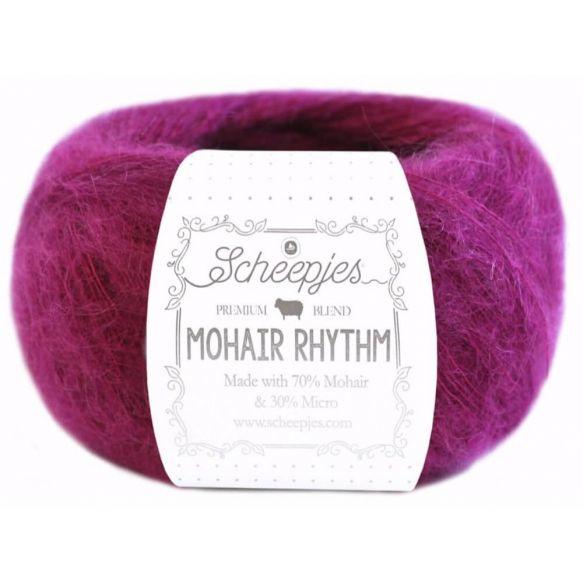 Scheepjes Mohair Rhythm 687 Jitterbug