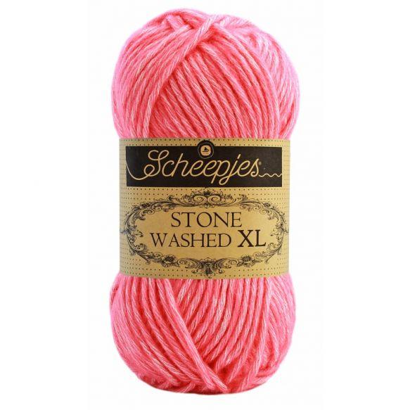 Scheepjes Stonewashed XL 875 Rhodochrosite