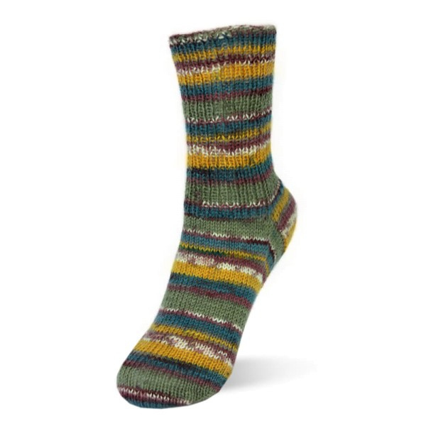 Rellana Flotte Socke 4f. Victoria - 1363