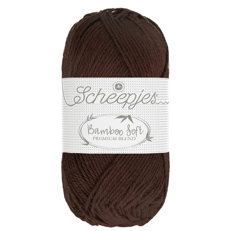 Scheepjes Bamboo Soft - 257 Smooth Cocoa