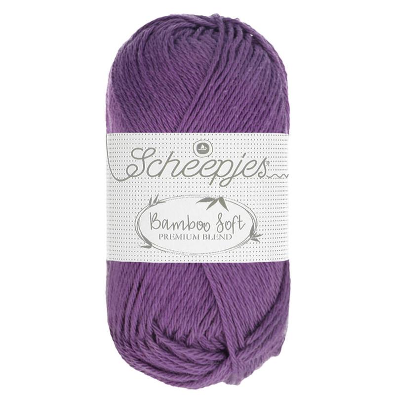 Scheepjes Bamboo Soft - 252 Royal Purple
