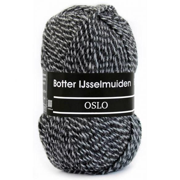 Botter IJsselmuiden Oslo Zwart, Grijs - 037