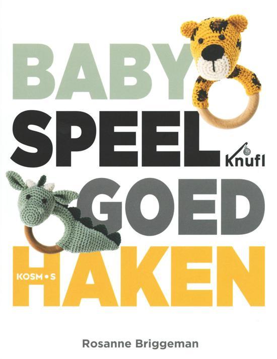 Baby speelgoed haken - Roseanne Briggeman