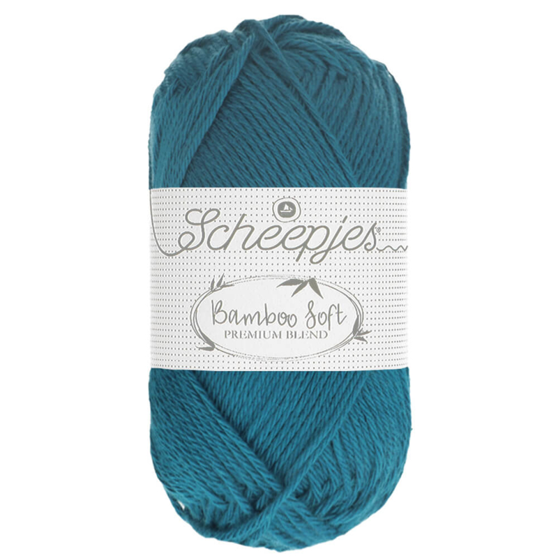 Scheepjes Bamboo Soft - 255 Celestial Blue