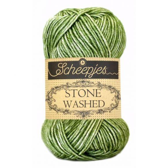 Scheepjes Stonewashed 806 Canada Jade