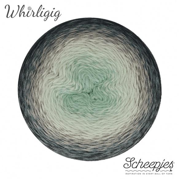 Scheepjes Whirligig Grey to Blue-202